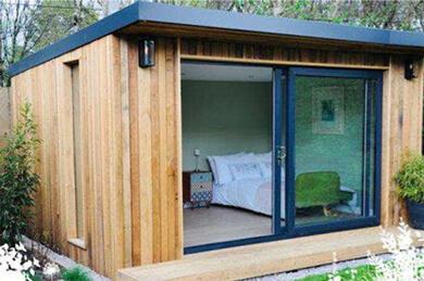 Quinns Offsite Modular Garden Room