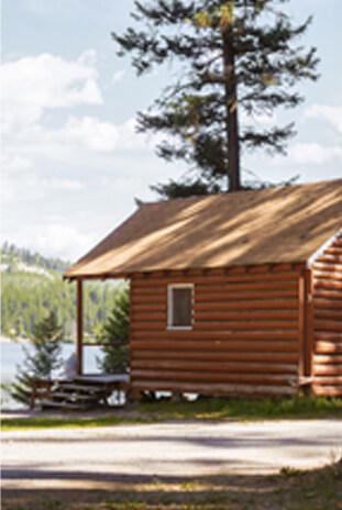 Quinns Offsite modular cabin